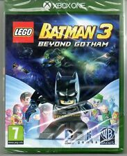 "LEGO BATMAN 3 Beyond Gotham ""NUOVO & Sealed' * XBOX ONE (1) *"