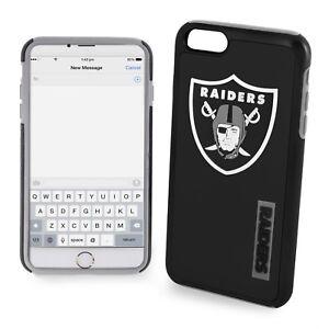 Oakland Raiders NFL Bold Dual Hybrid iPhone 7 Plus/8 Plus Case