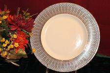 LENOX Tuxedo Platinum Accent Plate New Second Quality USA