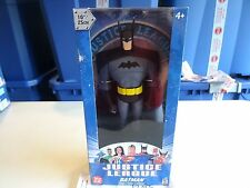 NEW RARE Vintage Justice League BATMAN 10 Inch Figure 2003 MATTEL DC Comics