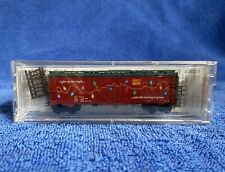 Con-Cor N Scale Light Up The Night Train Nib From 2000