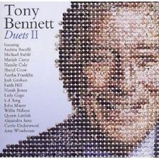 Tony Bennett-Duets II CD + DVD NUOVO