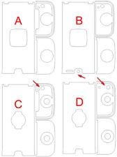 Hasselblad film back A12/A16/A24/E12 leatherette cover pre-cut self-adhesive!