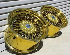 18x9.5 et38 18x8 et32 ESM-002R Wheels Rims 5x120 114.3 BMW E36 3 Series 92-99
