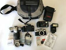 Camera Lot - Pentax, Olympus, Nikon, Canon + More
