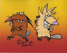 RICHARD HORVITZ The Angry Beavers TV Show Daggett Voice Actor SIGNED 8X10 Photo