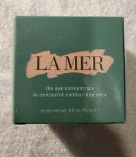 LA MER - Eye Concentrate - 0.5 oz - FRESH SEALED