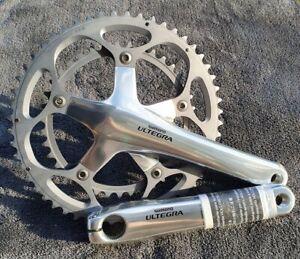 NOS Shimano Ultegra FC-6600 10 speed crankset