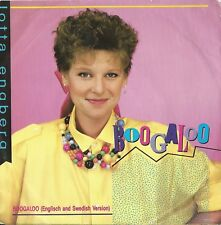 """Lotta Engberg """"Boogaloo"""" Swedish and Englisch versions Eurovision Sweden 1987"""