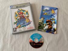Nintendo GameCube Game Super Mario Sunshine