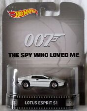 "2016 Hot Wheels Retro Entertainment ""007 The Spy Who Loved Me"", Ships World Wide"