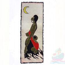Chinese Folk Art Handmade Home Decor Wall Hanging Batik Tapestry - Pride Mother