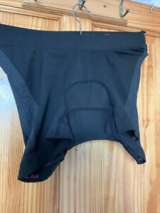 Women's Padded Endura Cycling Shorts Size S Worn Once