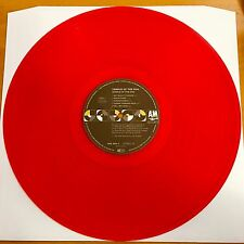 Temple of The Dog - Red Vinyl LP ( RARE ) Chris Cornell / Pearl Jam