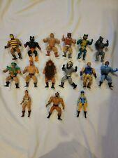 He Man Action Figures - Lot of 15 - Mattel 1981, 1983