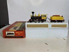 Vintage Aristo-Craft Ho Scale Model Trains Brass Die Cast Mogul Steam Locomtine