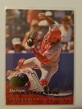 1994 Leaf #170 Darren Daulton Philadelphia Phillies Baseball Card