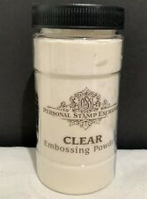 PSX CLEAR Embossing Powder 6oz