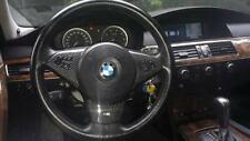 BMW 5 SEIRES E60 E61 M5 CARBON FIBER TRIM STEERING WHEEL