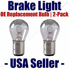 Stop/Brake Light Bulb 2pk - Fits Listed Ford Vehicles - 1157