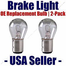 Stop/Brake Light Bulb 2pk - Fits Listed Ford Vehicles - 1157
