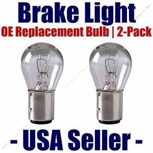 Stop/Brake Light Bulb 2pk - Fits Listed Land Rover Vehicles - 1157