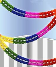 Rainbow 1-5 m Party Garlands
