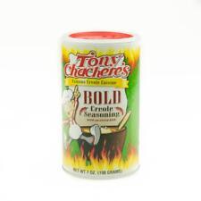 Tony Chachere's Bold Creole Seasoning 7 oz Chacheres