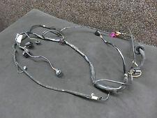 original Audi A6 S6 4f C6 Mazo de cables VL Curva De Luz de xenón IZQUIERDA