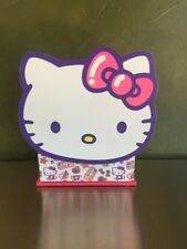 Sanrio Hello Kitty Face Jewelry Box With Drawer & Necklace Hanger
