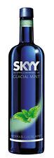 Vodka Skyy Menta Glaciale - Glacial Mint 70 cl
