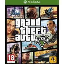 Grand Theft Auto GTA V (cinq 5) XBOX One Game-excellent - 1st Classe Livraison