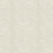 MURIVA SNAKE SKIN PATTERN ANIMAL PRINT FAUX EFFECT TEXTURED VINYL WALLPAPER CREA