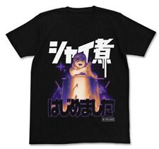 Love Live! Sunshine COSPA Mari Meme Character Black Cotton T-shirts Anime Size L