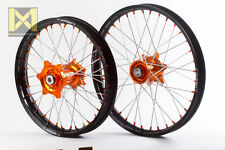 Kite Sports Billet Alloy Wheel Rim Set KTM MX Dirt EXC250 300 EXCF SX SXF450 530