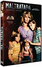 THE BURNING BED (1984 Farah Fawcett) -  DVD - PAL Region 2 - New