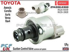 Ventosa Válvula Control SCV TOYOTA Corolla Avensis Rav4 Auris Verso 294200-0300