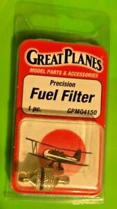 Great Planes #GPMQ4150 Ultra Precision Fuel Filter