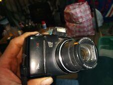 Canon PowerShot SX110 IS Digital Camera - Black
