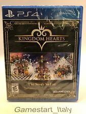KINGDOM HEARTS THE STORY SO FAR - SONY PS4 - NEW SEALED REGION FREE NTSC USA