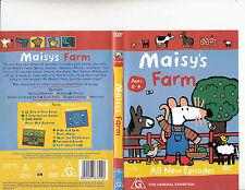 Maisy's Farm-All New Episodes-2001-10 Episodes-Children-DVD