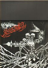 ASSAULT - nuclear deaththrash LP red vinyl