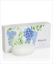 CRABTREE EVELYN WISTEIA 3Pcs Soap Ser 3x 85g   NEW IN BOX