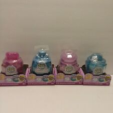 New Pikmi Pops Lot of 4 Surprise Cheeki Puffs Scented Shimmer Puff Nip Ages 4+