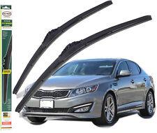 """Kia Optima 2010-2015 windscreen wiper blades HEYNER HYBRID 24""""18"""""""