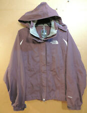 TNF THE NORTH FACE WOMEN'S HOODED HYVENT SKI SNOWBOARD JACKET Plum Purple small
