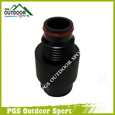 Paintball Air Tank Regulator Thread Saver On/Off ASA Adaptor
