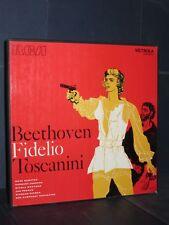 2 LP Box Set: Beethoven, Toscanini – Fidelio (Complete) – RCA KV 6032 (2) – 1970