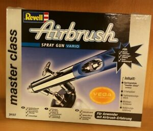 Revell Vega Master Class Airbrush Spray Gun Vario 39107