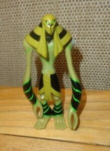 Ben 10 Ben Mummy 10cm Action Figure Collectible Cartoon Network 2006